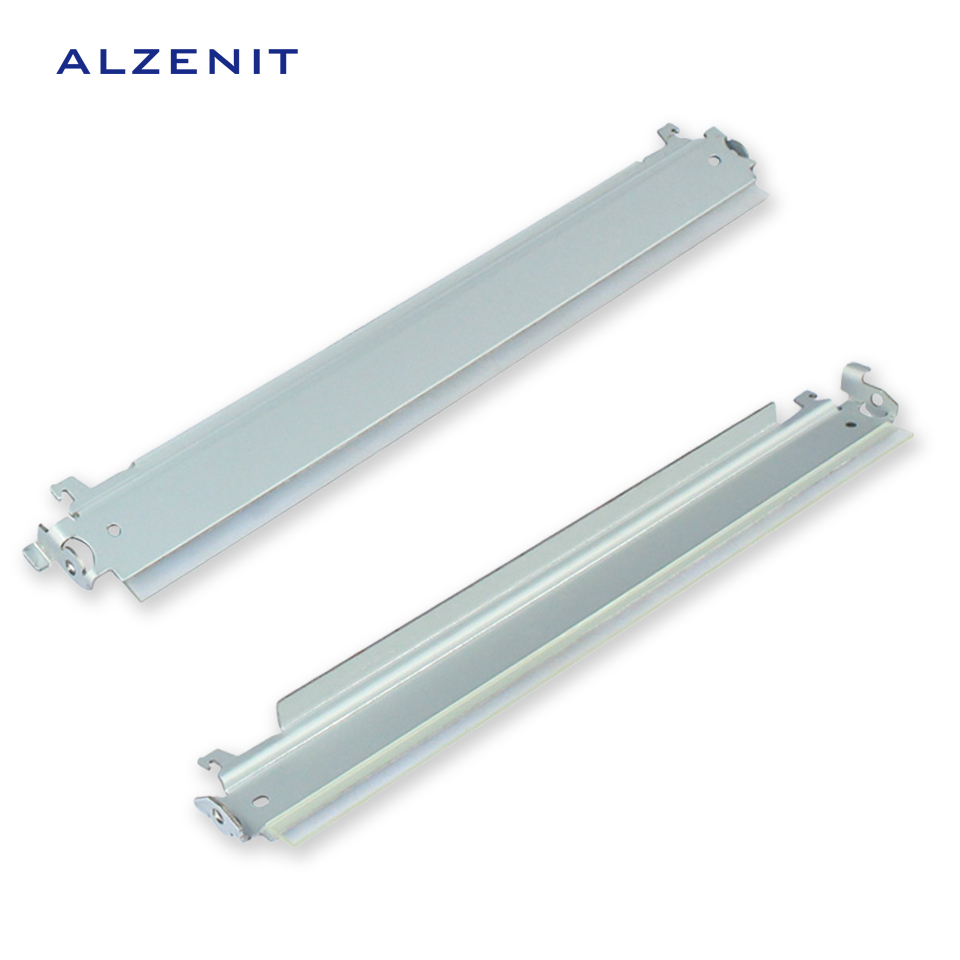 ALZENIT For Ricoh MPC 2500 3000 3501 3001 3002 3502 4502 5502 OEM New Transfer Belt Cleaning Blade Printer Parts ar350 2nd transfer screw nsrw 0033fczz ar351 355 3512 3511 3501