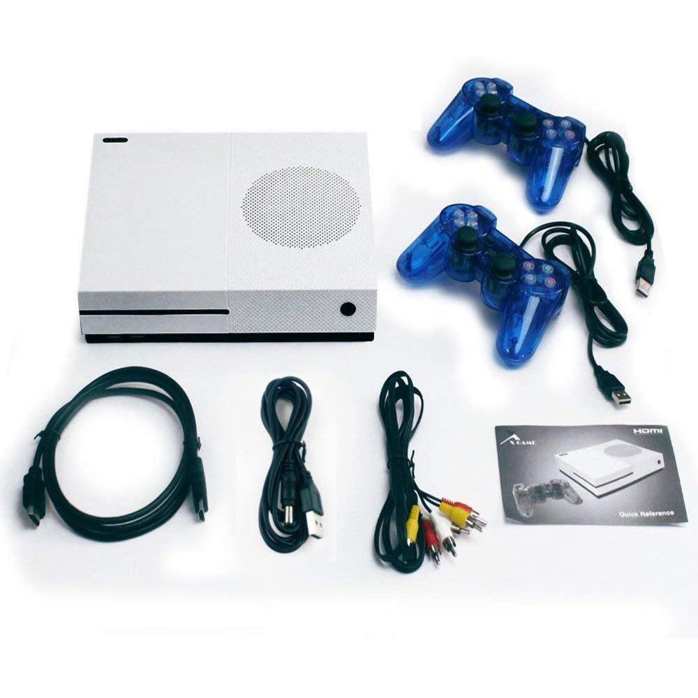 HFES בידור מערכת, רטרו משחק קונסולת 600 משחקים קלאסיים עם 2 יחידות ג 'ויסטיק עבור CP1, CP2, NEOGEO, ארקייד, GBA, MD, SFC