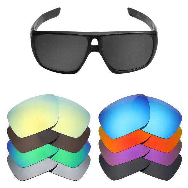 ada43fbda7f Mryok Polarized Replacement Lenses for Oakley Dispatch 1 Sunglasses Lenses( Lens Only) - Multiple Choices