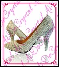 luxury new brand peep toe dance high heel dress girls pumps stiletto shoes women sexy