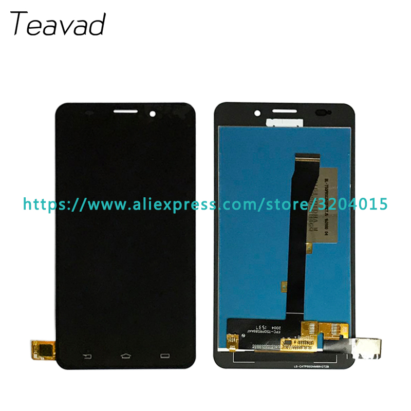 High Quality 5 0 For Philips V526 LCD Display Screen With Touch Screen Digitizer Assembly Free