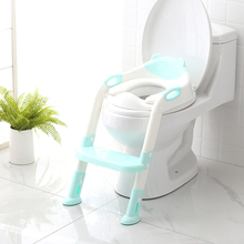 Potty Training Seat with Step Stool Ladder for Kids Boys Girls Toddlers-Comfortable Safe Potty  Seat with Anti-Slip Pads Ladder new 5m upgrade escape ladder wear resistant reinforced anti skid soft ladder fire inspection rope ladder 18 20mm 1 2nd floor