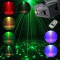 Cheio de Cor RGB Do Estágio Do Laser Luz Do Projetor 3 W Azul LEVOU Efeito de Iluminação de Palco para DJ Disco Party KTV