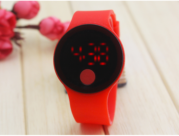 2016 New Fashion Touch Screen LED Bracelet Digital font b Watches b font For Men Ladies