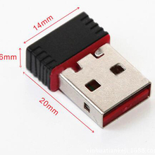 150Mbps Usb Wifi Card Adapter Antena Wi Fi Usb Receiver Wireless Network Card High Speed Wi Fi Ethernet Usb Wi-fi NCUW01
