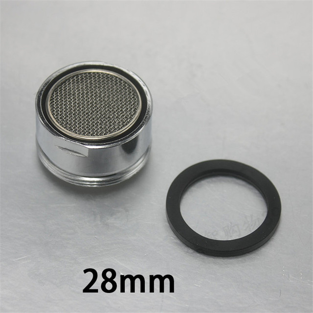 28MM Aerator M28 Faucet Aerator Water Saving Aerator Male Thread Aerator  Kitchen Faucet Accessories