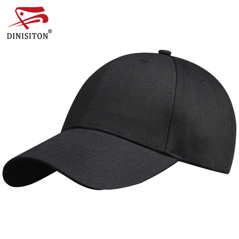 DINISITON Solid color Baseball Cap Men Hat Women Hats Fashion Trends Hip Hop Snapback Caps Adjustable Bone Automn BQ01 cacuss new metal anchor baseball cap men hat hip hop boys fashion solid flat snapback caps male gorras 2017 adjustable snapback