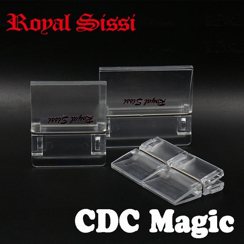 Kraliyet Sissi 1 takım CDC sihirli araçları küçük/orta/büyük tüy klipleri çeşitli fly bağlama tüy nip vazgeçilmez fly bağlama araçları
