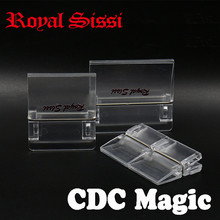 Royal sissi 1 zestaw CDC magiczne narzędzia małe/średnie/duże pióro klipy różne wiązanie muchowe pióro nip niezbędne wiązanie muchowe narzędzia