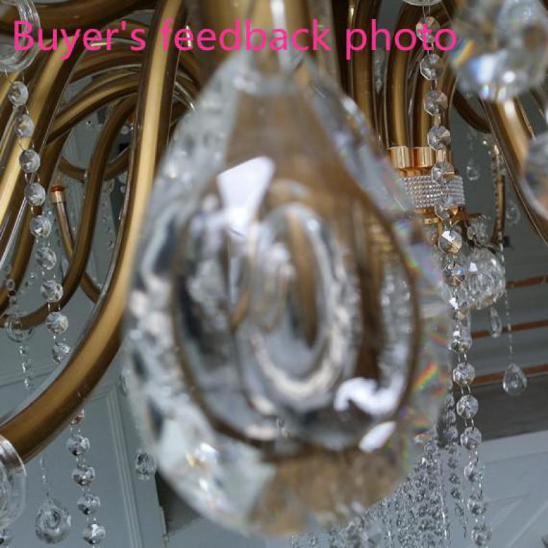 Uriașe 48 buc Modern candelabru iluminat led lumina corpuri pentru - Iluminatul interior - Fotografie 4