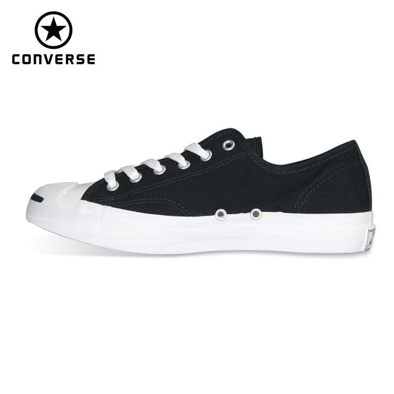 NEW JACK PURCELL Original Converse Leinwand lächelndes gesicht stil turnschuhe männer und frauen Skateboarding Schuhe 1Q699