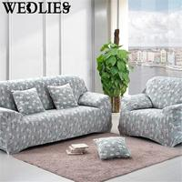 Stretch Sofa Slipcover Fashion Couch Cover Sofa Cover 1 2 3 4 Seater Floral Polyester Home