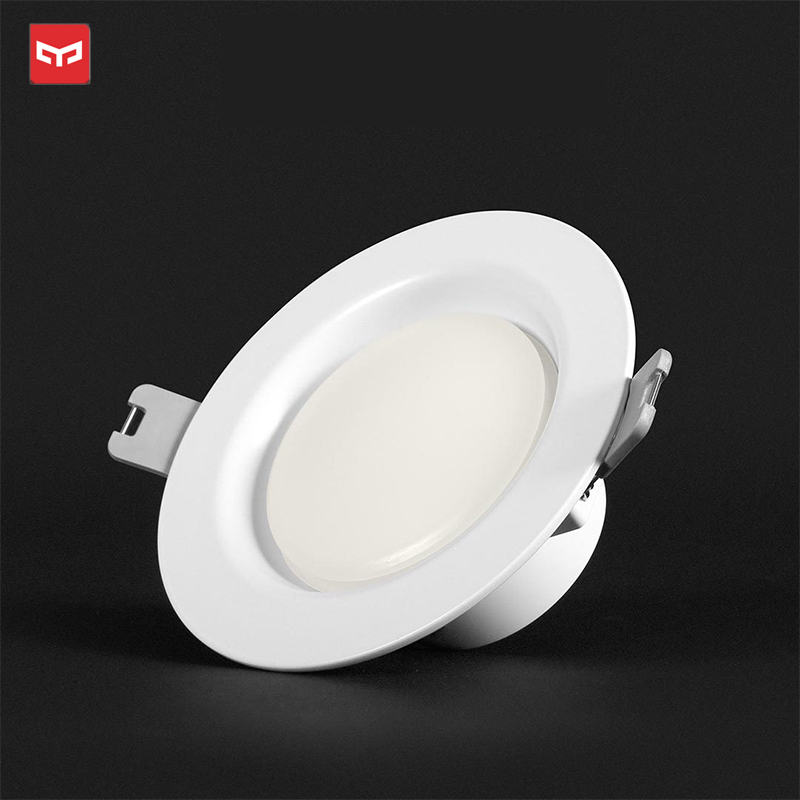 Xiaomi Yeelight Downlight (Warme YellowWarm Weiß) Alle-metall wärmeableitung Energie-Effiziente Hohe Farbe Reduktion