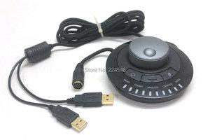 Image 1 - وحدة تحكم في الصوت لسماعة رأس الألعاب المستخدمة SGH 6000 KK5R1 USB لمنصة Sirus Cooler Master CM Storm
