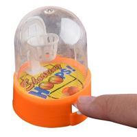 Máquina de basquete desenvolvimento anti-stress jogador handheld crianças basquete tiro descompressão brinquedos presente mini dropship