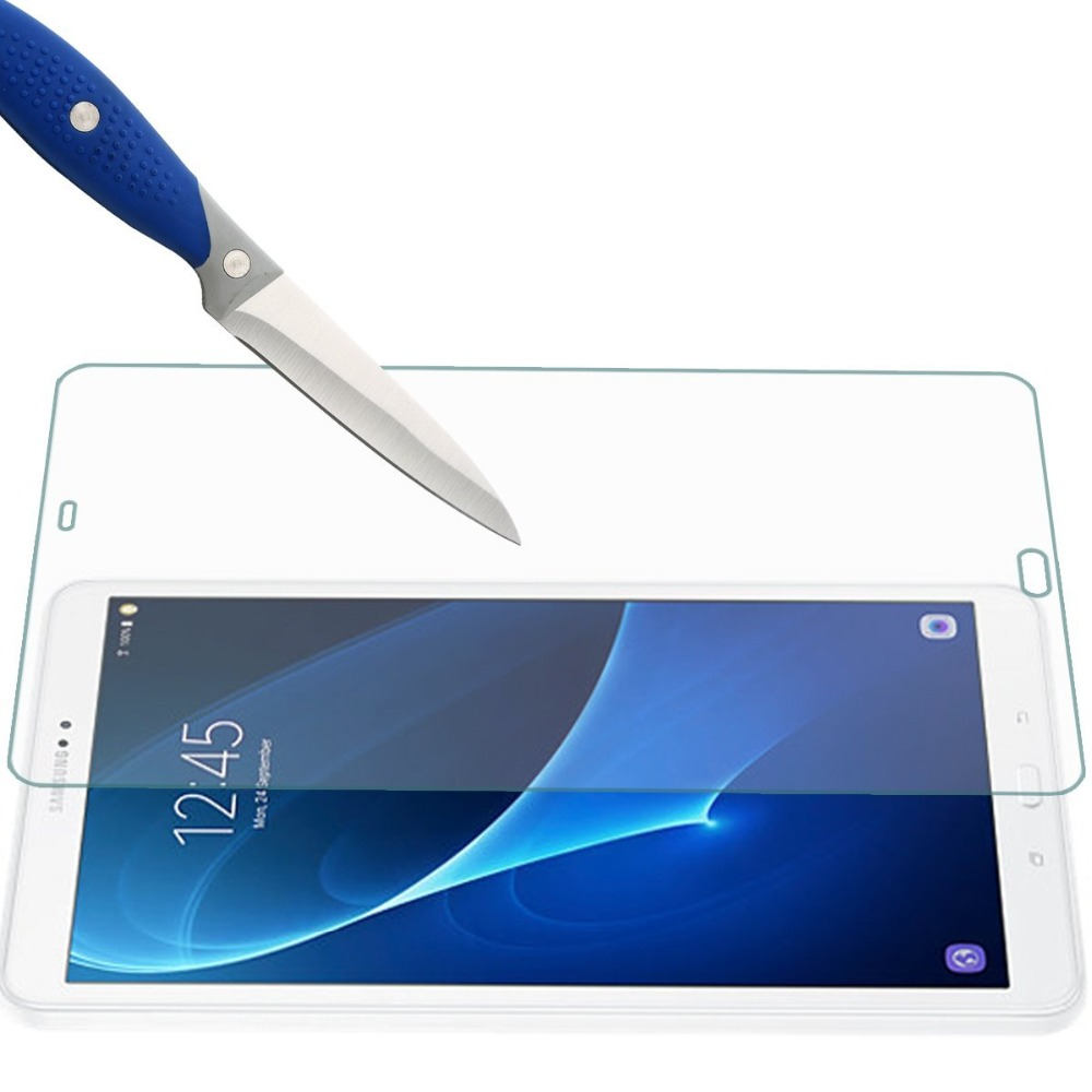 For Samsung Galaxy Tab A6 10.1 SM-T580/T585N Screen Protector 9H LCD Tempered Glass for Samsung Tab A (2016) 7.0