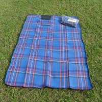 Yeni Satış 200x150 cm Su Geçirmez Kilim Battaniye Açık Plaj Kamp Piknik Mat Plaid Mavi/Yeşil/Kırmızı