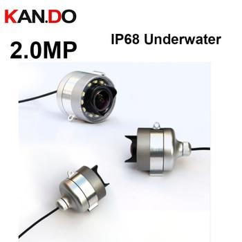 1-200m option underwater Camera IR 850 night vision 0.0001Lux@F1.2 170 degree inspection camera endoscope camera HD-TVI,CVI,AHD