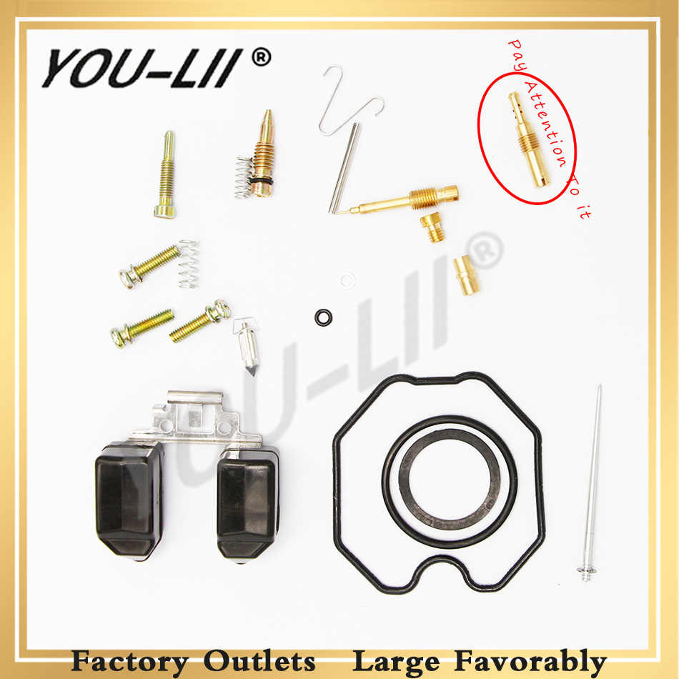hight resolution of youlii straddle type motorcycle keihin carburetor pz 26 27 30 repair kits cg 125