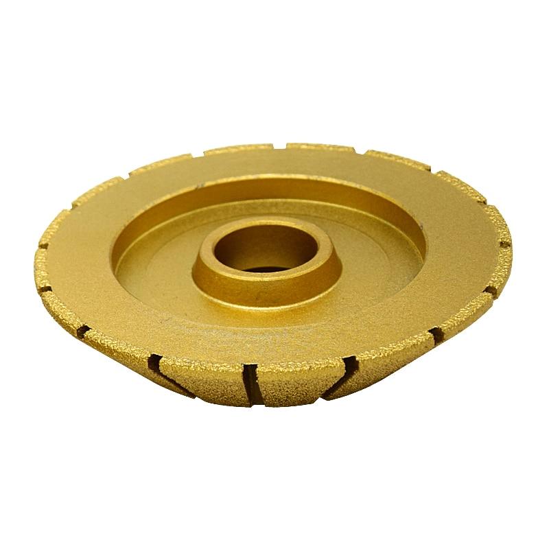 RIJILEI Disc abraziv de marmură de 45 de grade Diametru brodat cu un - Instrumente abrazive - Fotografie 3