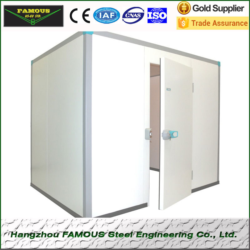 Durable Multi-store Cold Room Storage Building For Foods And Vegetables