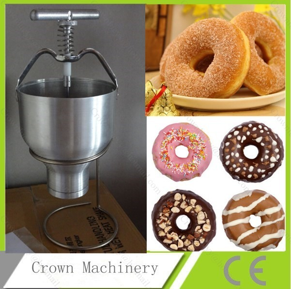 manual hand doughnut maker machine mini donut machine donut dispenser machine in food. Black Bedroom Furniture Sets. Home Design Ideas