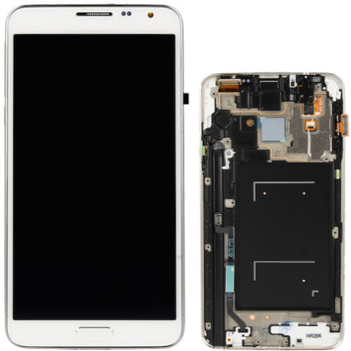 A New LCD Screen Display with Touch Screen Digitizer Assembly Replacement For Samsung Note 3 Lite N7505 free shipping