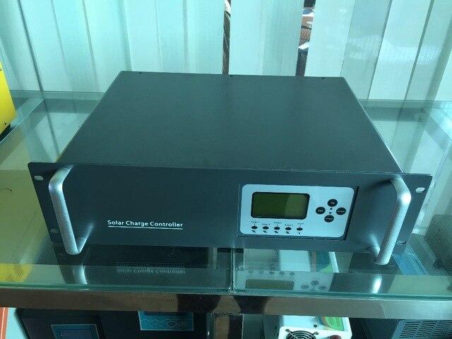 50a High Voltage 192v 220v 240v 380vdc Pwm Solar Charge Controller Rack Style Battery Charger 50amps Pv Regulators