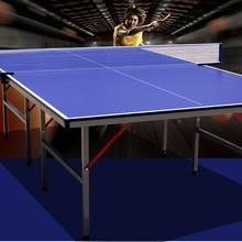Двойной дикий гусь качество Крытый мяч для настольного тенниса складной измерение isointernational