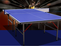 Double wild goose quality indoor table tennis ball table tennis ball folding measurement isointernational