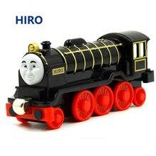 HIRO-Литые поезда магнитный разъем магнитные хвосты танковый двигатель поезда одеяло, подушка флисовые игрушки