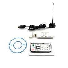DOITOP HD TV Stick Tuner Receiver Portable USB Digital Dongle DVB-T2/DVB-T/DVB-C+FM+DAB