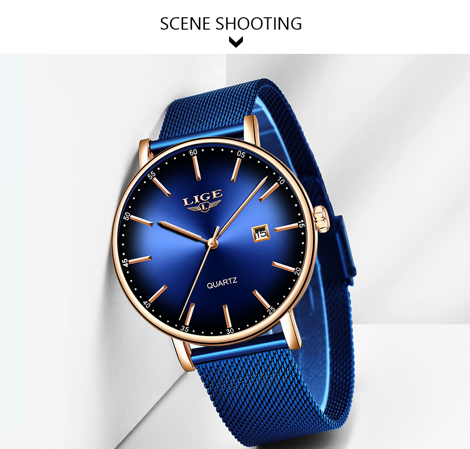 HTB1ioXLbkH0gK0jSZPiq6yvapXas LIGE Fashion Mens Watches Top Brand Luxury Blue Waterproof Watches Ultra Thin Date Simple Casual Quartz Watch Men Sports Clock