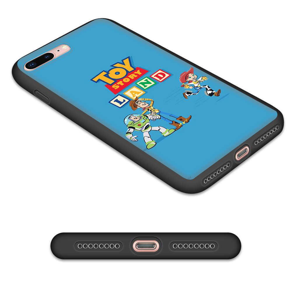 Lavaza мультфильм 3D История игрушек Три Глаза Мягкий ТПУ чехол для iPhone 11 Pro XS Max XR X 8 7 6 6S Plus 5 5S SE