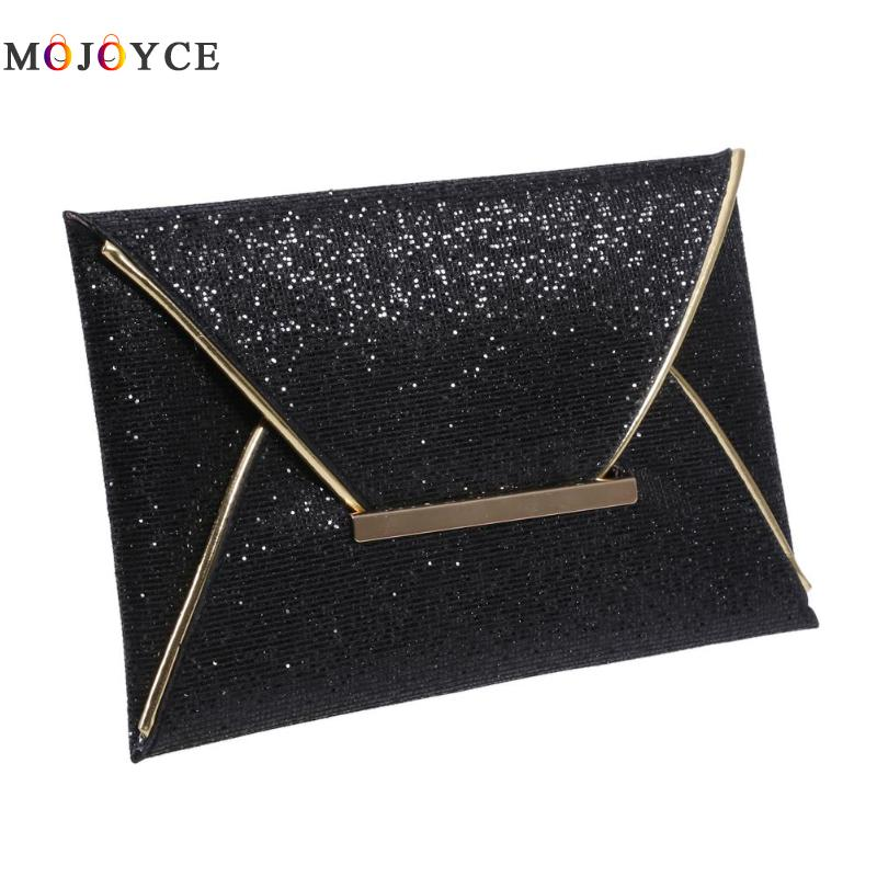 28 X 18cm Women Evening Party Clutches Gold Black Brown Bling Envelope Bag Shiny Solid Ultrathin Ladies Handbags 28 X 18cm Women Evening Party Clutches Gold Black Brown Bling Envelope Bag Shiny Solid Ultrathin Ladies Handbags