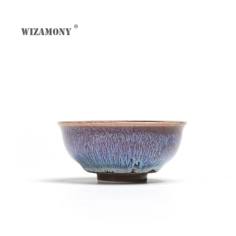 Various Heaven Eyes Glaze Teacups 2