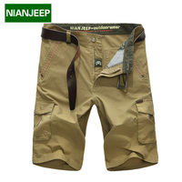 New 2015 Men S Cool Summer Big Size 29 42 Army Brand Shorts 100 Cotton Men