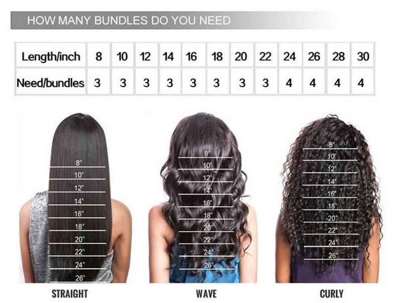 Brazilian Hair Weave 3 Bundles Brazilian Virgin Hair Straight Alimice Unprocessed Virgin Brazilian Straight Hair (8)