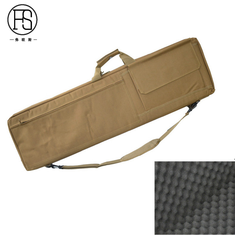 Tactical Military Rifle Bag 100cm Hunting Shooting Rifle Protection Case Hand Bag Single Strap Backpack
