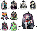 Suicide Squad&Harley Quinn Fashion Teenagers Unisex Backpack Kids Girls Boys Shoulder School Bag Schoolbag
