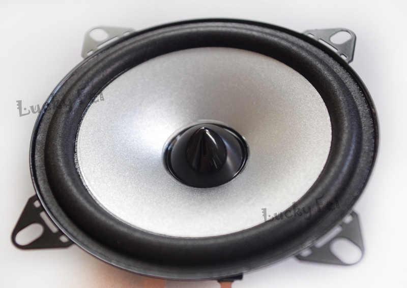 1 пара 4 дюймов автомобильный динамик автомобильный Автомобильный HIFI полный диапазон жевательная резинка край динамик s