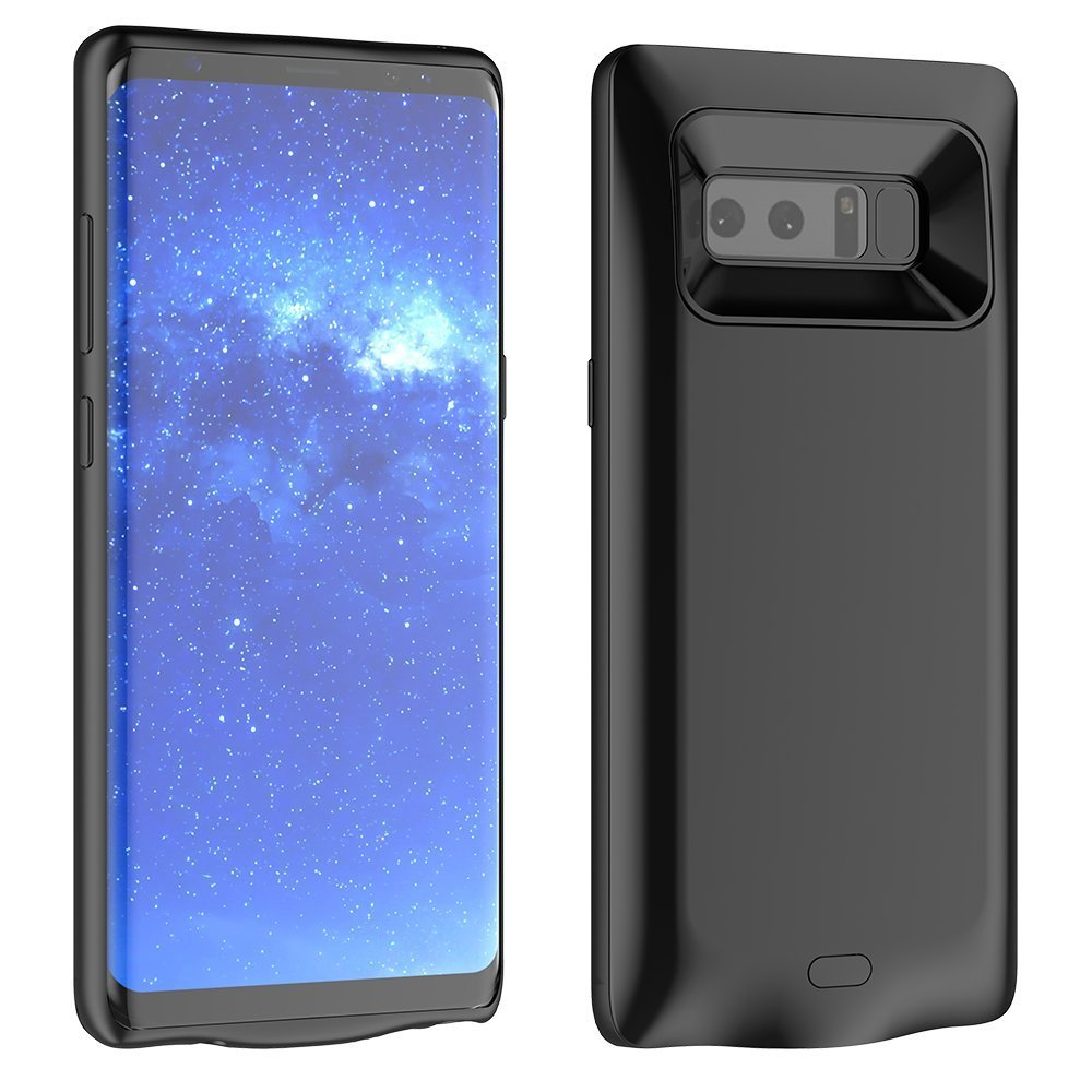 Drop Shipping Power Bank For Samsung Galaxy Note 8 Battery Case Portable External Charging Case