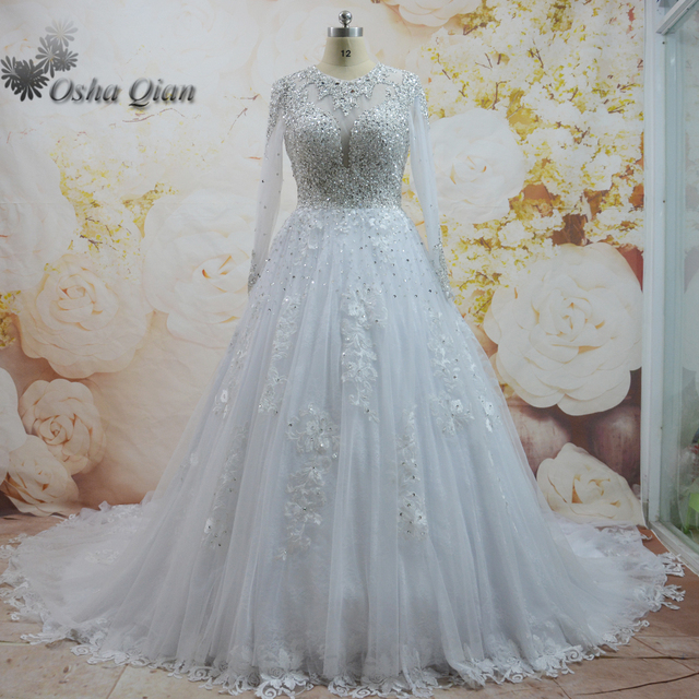 Awesome Princess Style Country Western Wedding Dresses Rhinestones Shiny Luxury Wedding  Gowns Lace Bridal Dress Vestido De