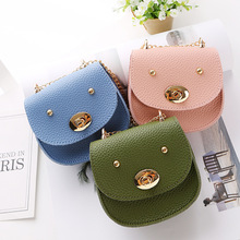 Raged Sheep Kids Coin Purse Baby PU Pig Coin Bag Girls One Shoulder Bags Children Cute Small Coin Pouch C30