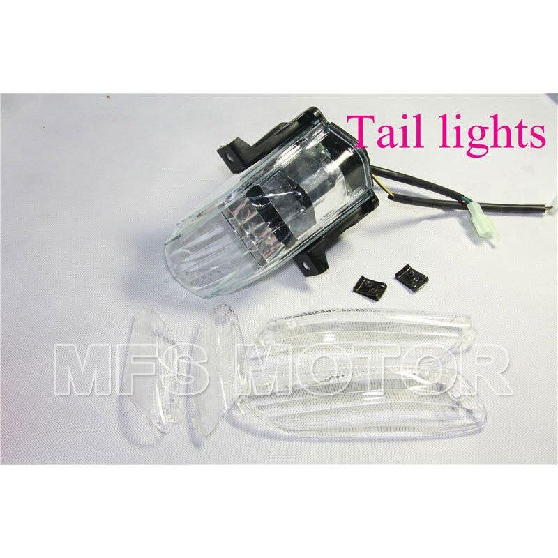 motorcycle motor parts LED Tail Brake font b Light b font For Aprilia 2004 2005 2006