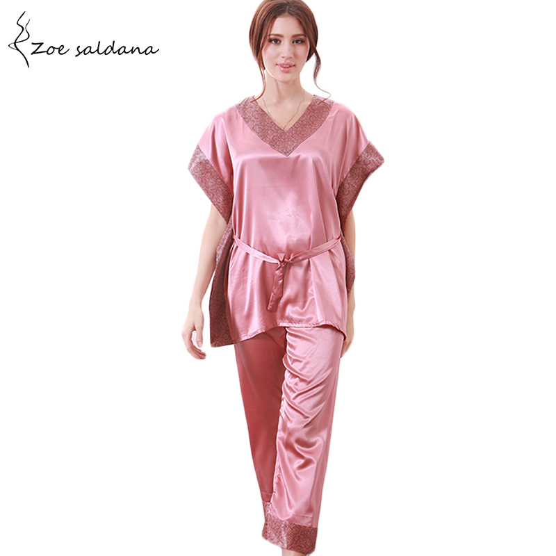 Online Get Cheap Silk Loungewear -Aliexpress.com | Alibaba Group