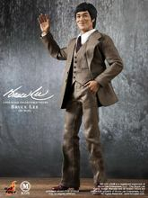 HotToys 1/6th scale doll model 12″ Action figure doll,Bruce Lee Smile Suit Edition.Collectible Figure model toy
