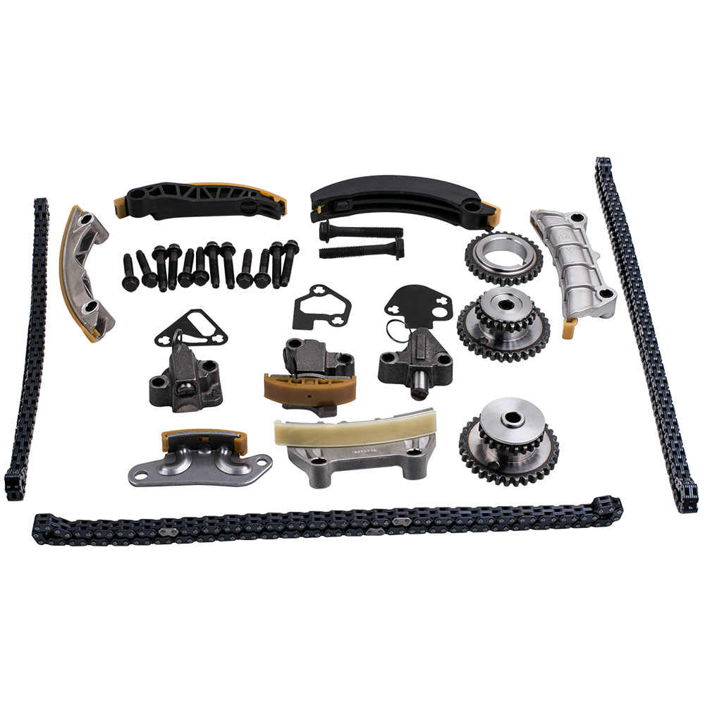 For Holden Commodore Timing Chain Kit+Gears+Gaskets VZ VE Alloytec LY7 3 6L  V6 For Buick Cadillac CTS SRX STS for Suzuki 2 8L