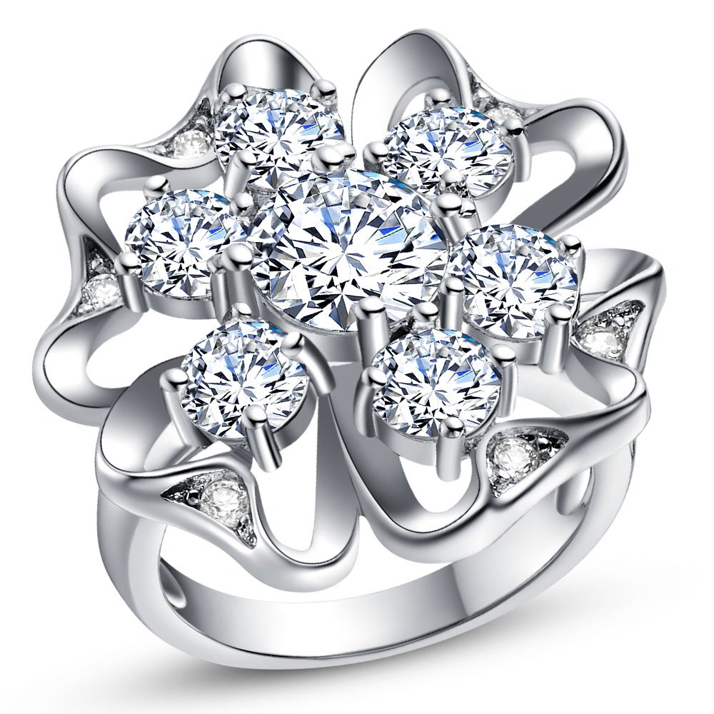45ac4e8369 New Couple 925 Ring Vashiria Fashion Nice Plated Gold Jewelry 925 Romantic  Imperial Crown CZ Nice Wedding Ring J603
