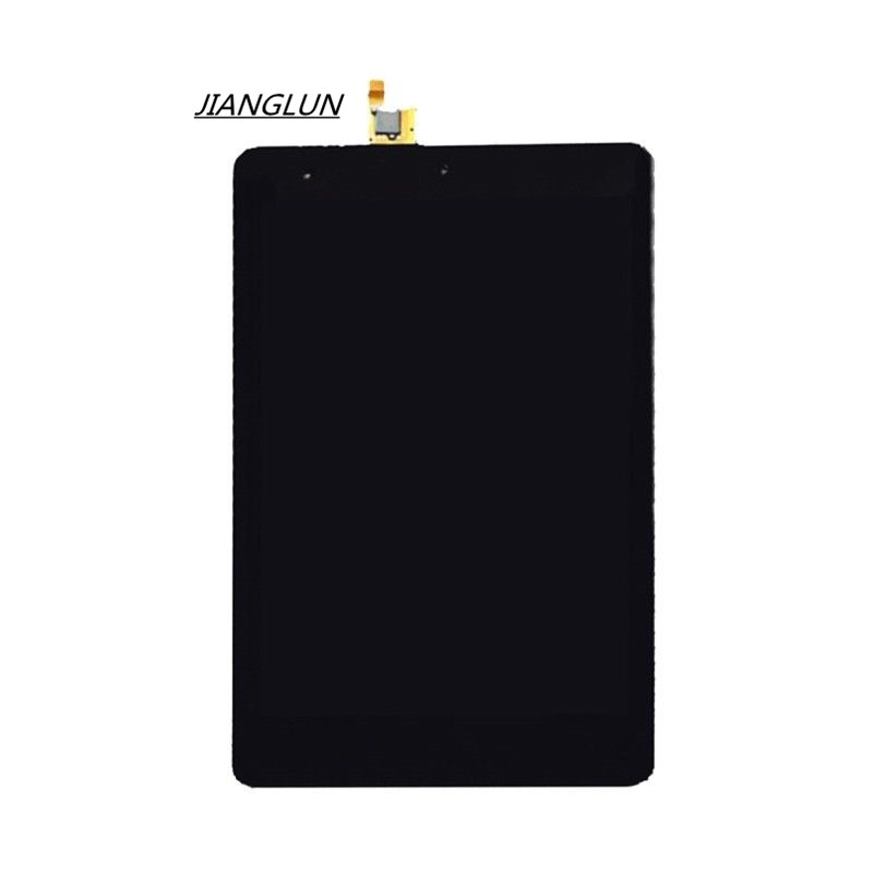 JIANGLUN  For Xiaomi Mi Pad 2 LCD Screen + Touch Screen Digitizer Assembly screen for xiaomi mi4i lcd display touch new digitizer glass panel assembly screen for xiaomi mi 4i free shipping in stock